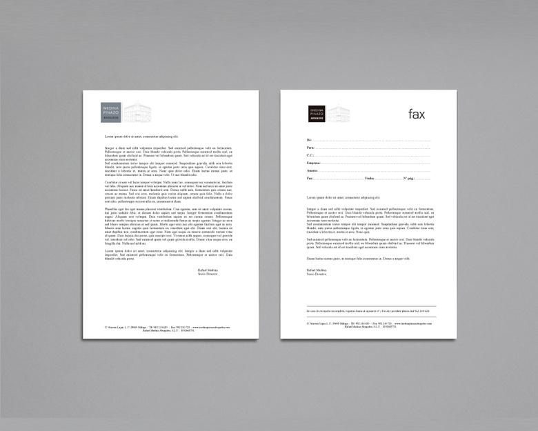 folio y fax