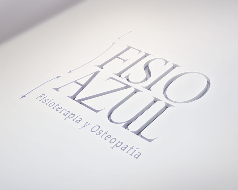 logo fisioazul