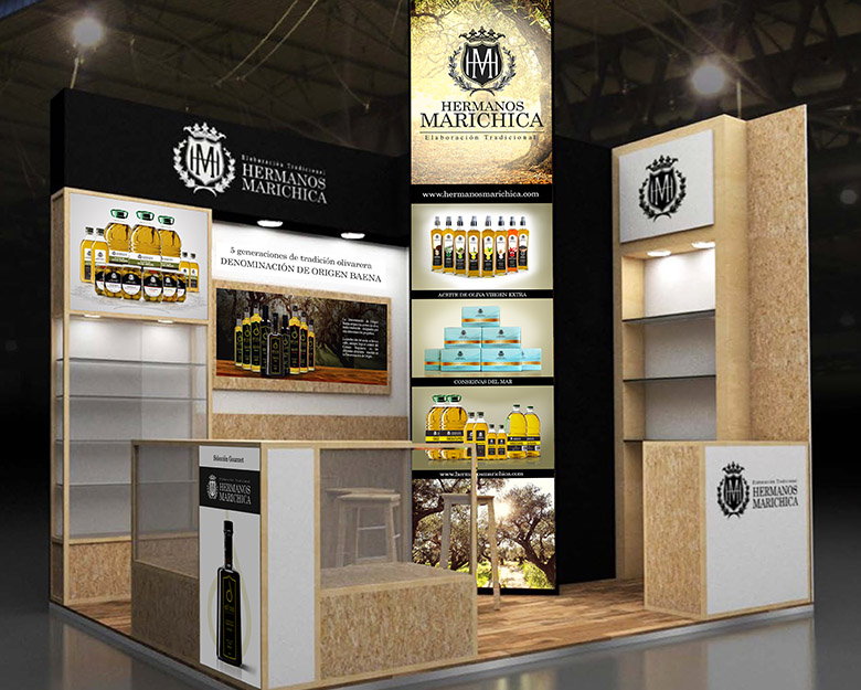 stand-alimentaria