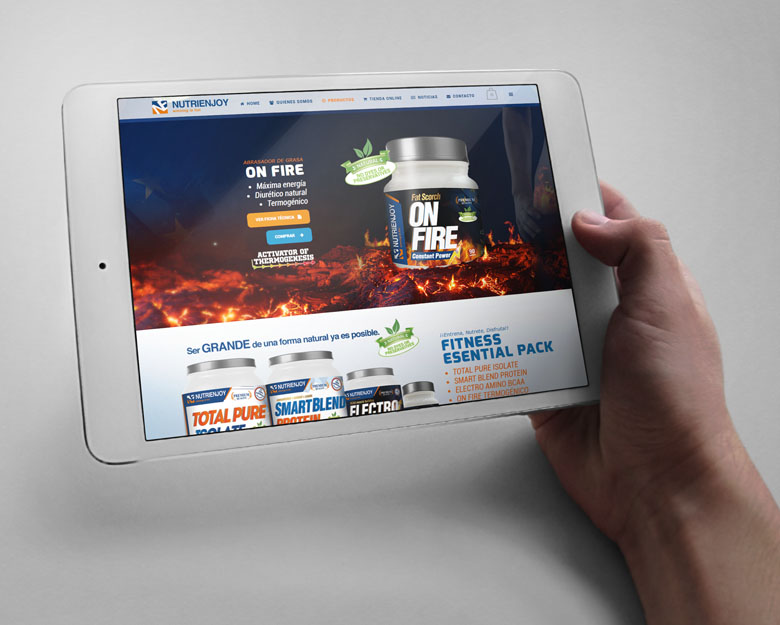 web-tablet